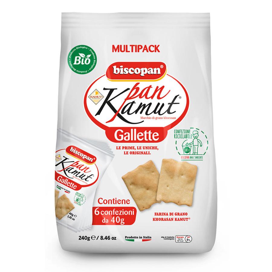 gallette al kamut 240 gr